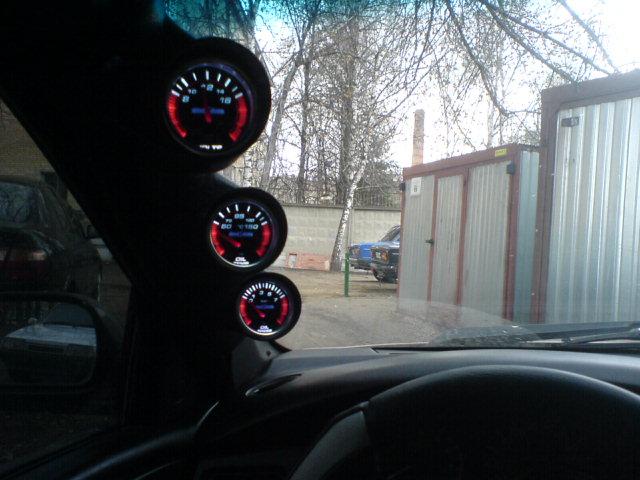 Дополнительные приборы на авто все 111